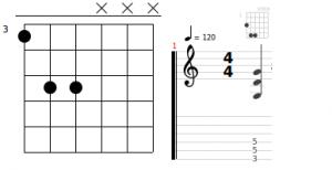 Power Chord G5