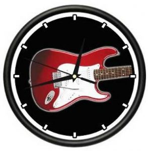 Reloj guitarra
