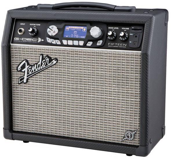 Amplificador Fender G-DEC 3 15w