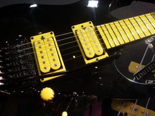 Guitarra Ibanez GRG010LTD BK