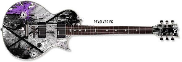 LTD Revolver EC Gus