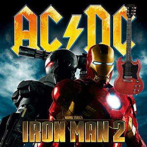 Gibson SG Angus Young AC/DC Iron Man