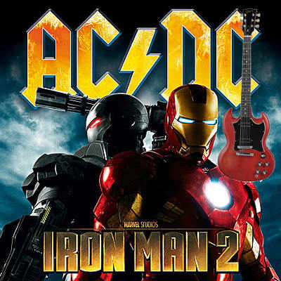 Gibson SG Angus Young AC/DC Iron Man