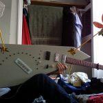 Fotos guitarras curiosas