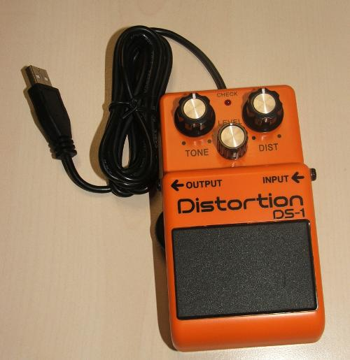 Pedal Raton Boss-DS1