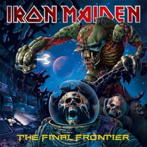 Iron Maiden Frotier