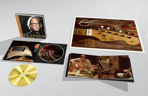 """Eric Clapton """"Clapton"""" Edición Deluxe"""