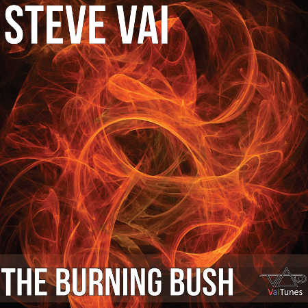 The Burning Bush Vaitunes Steve Vai