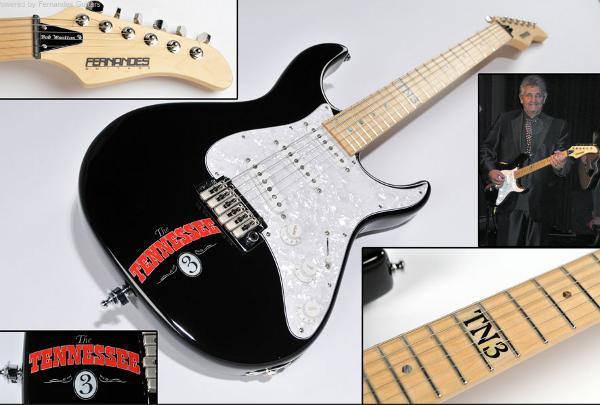 Guitarra Fernandes Bob Wootton