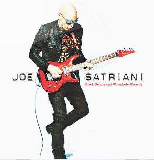 Joe Satriani  Black Swans & Wormhole Wizards
