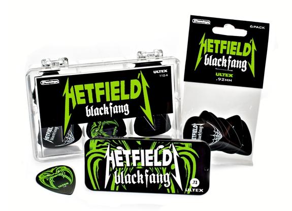 Púas James Hetfield