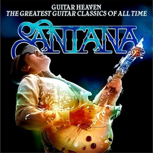 Carlos Santana Guitar Heaven