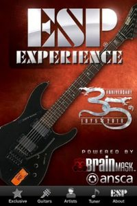 ESP Experience iPHONE