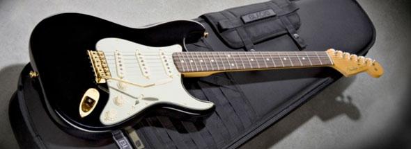 Fender Stratocaster John Mayer Special Edition Black1