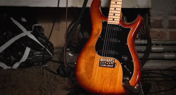 Paul Reed Smith DC3