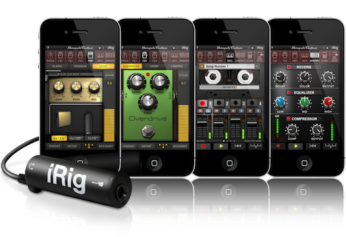 amplitube 2 iPhone