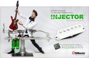 DiMarzio Injector Paul Gilbert