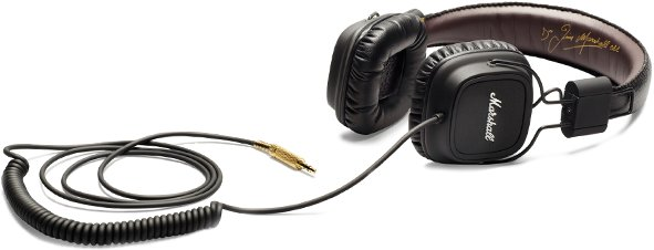 Auriculares Marshall Mayor