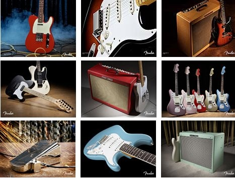 Wallpapers Fender