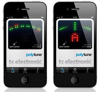 iphone polytune