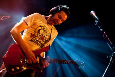 Paul Gilbert Sala Live Madrid