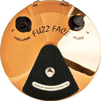 Dunlop JBF3 Joe Bonamassa Signature Fuzz