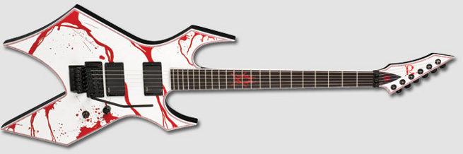 B.C. RIch Joey Jordison Signature Warlock
