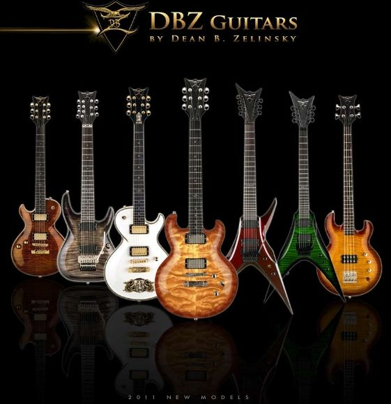 Dbz Guitars 2011