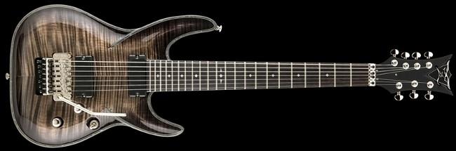 DBZ Guitar Barchetta Eminent FR 7