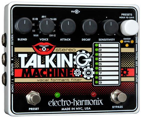 Electro-Harmonix Stereo Talking Machine