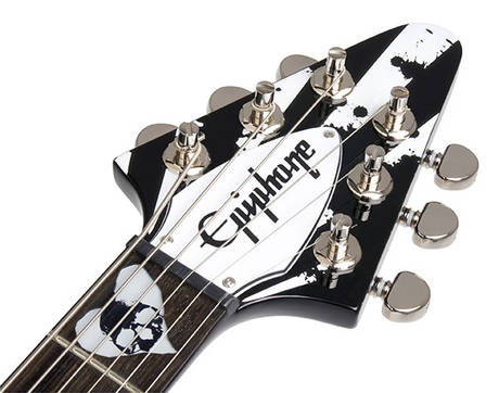 Epiphone Robb Flynn signature Flying V