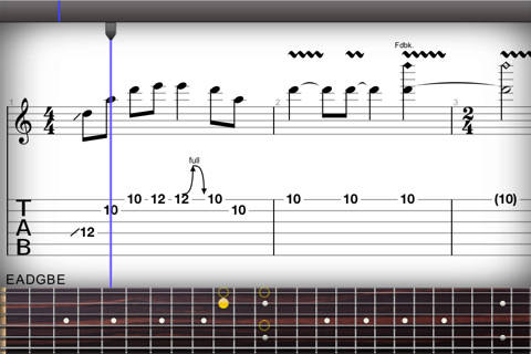 guitar pro ipad iphone