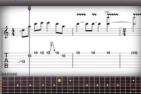guitar pro ipad iphone