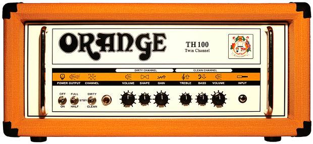 Orange cabezal TH100