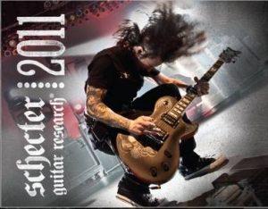 Catálogo Schecter Guitars 2011