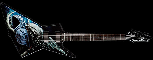 Dean Dave Mustaine Zero Angel Of Deth II