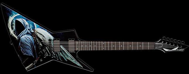 Dean Dave Mustaine Zero Angel Of Deth II
