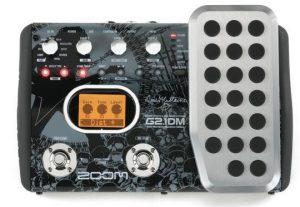 Zoom G2.1DM Dave Mustaine Multi-FX