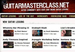 guitarmasterclass