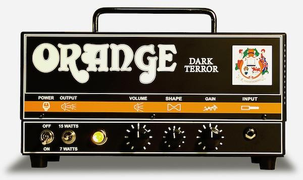 Amplificador Orange Dark Terror