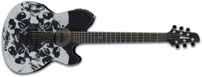 Guitarra acústica Ibanez Talman Fest 2011