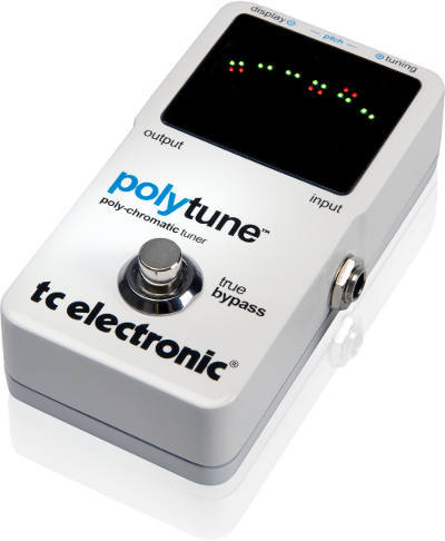 afinador TC Electronic PolyTune