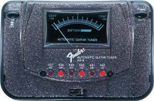 Afinador estándar Fender