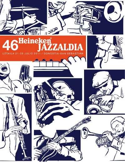 Festival de San Sebastián Heineken Jazzaldia