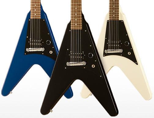 Gibson Flying V melody maker