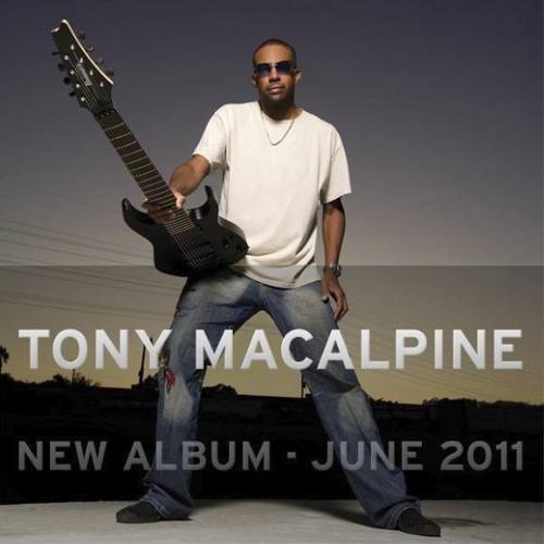 Nuevo disco Tony MacAlpine