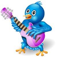 Twitter de guitarristas