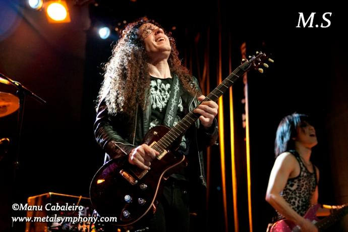 Marty Friedman en Madrid