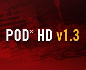 POD HD v1.3