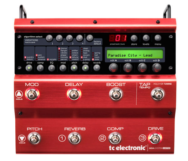 TC Electronic Nova System ltd
